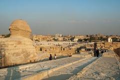 Sphinx Giza, Egypt Stock Photo