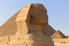Sphinx,Giza Royalty Free Stock Images