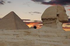 Sphinx Stock Image
