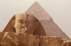 Sphinx, Giza Stock Images