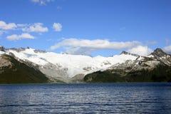 Sphinx Glacier And Garibaldi Lake Stock Photography