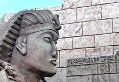 Sphinx head Royalty Free Stock Photography