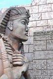 Sphinx head Royalty Free Stock Photo