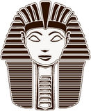Sphinx Head - Hatshepsut Royalty Free Stock Image