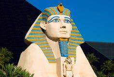 Sphinx in Las Vegas Royalty Free Stock Image