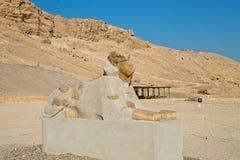 Sphinx in Luxor Stock Images