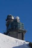 Sphinx Observatory / Jungfrau / Jungfraujoch / Top Of Europe Stock Image