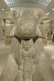 sphinx Ram-dirigido foto de stock