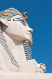 Sphinx replica Stock Photo