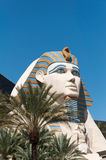Sphinx replica Royalty Free Stock Images