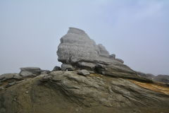 The Sphinx from Romania. Royalty Free Stock Image
