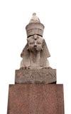 Sphinx Statue Stock Image