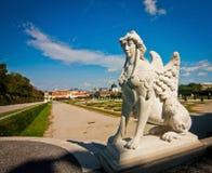Sphinx statue Royalty Free Stock Photo