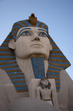 Sphinx statue, Luxor Hotel, Las Vegas Royalty Free Stock Image