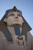 Sphinx statue, Luxor Hotel, Las Vegas Royalty Free Stock Image