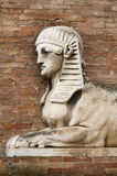 Sphinx statue Royalty Free Stock Images
