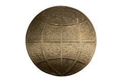 Sphère en pierre   Images stock