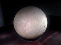 Sphère en pierre Photographie stock