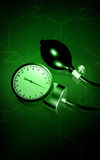 Sphygmomanometer royalty illustrazione gratis