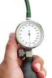 Sphygmomanometer Στοκ εικόνα με δικαίωμα ελεύθερης χρήσης
