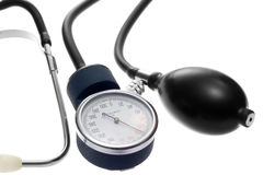 Sphygmomanometer Photo stock
