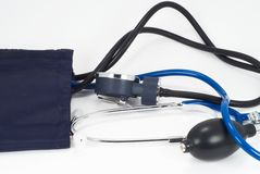 Sphygmomanometer Images stock