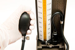 Sphygmomanometer Στοκ Εικόνες