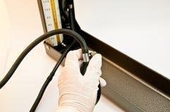 Sphygmomanometer Foto de archivo libre de regalías