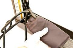 Sphygmomanometer Stockfoto