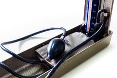 Sphygmomanometer Photo libre de droits