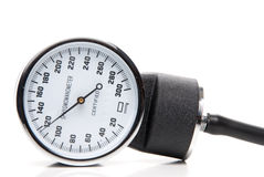 sphygmomanometer Arkivbilder