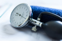 Sphygmomanometer Stock Photography