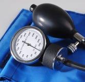 Sphygmomanometer close up