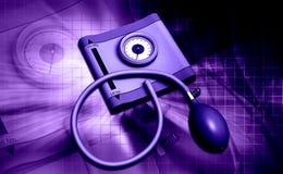 Sphygmomanometer Stock Image