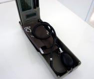 Sphygmomanometer för blodpressuemätning royaltyfri bild