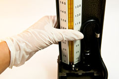 Sphygmomanometer Royalty Free Stock Photo