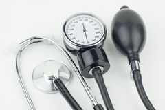 Sphygmomanometer high resolution image depicting blood pressure control. Image Stock Photo