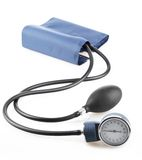 Sphygmomanometer médical Photo stock