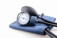 Sphygmomanometer médico Imágenes de archivo libres de regalías