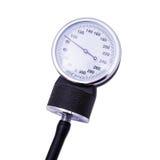 Sphygmomanometer pomiar ciśnienie krwi Zdjęcie Stock