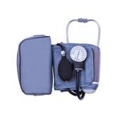 Sphygmomanometer pomiar ciśnienie krwi Zdjęcie Royalty Free