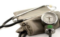 sphygmometer Stock Photos