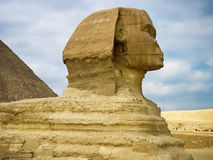 Sphynx, Kairo, Ägypten Lizenzfreie Stockbilder