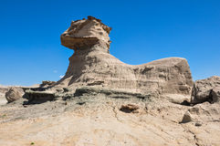 The Sphynx in Valle de la Luna, Argentina Stock Photo