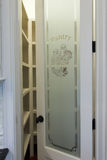 spiżarnia drzwi Obraz Stock