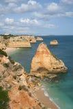 Spiagge del Algarve Immagine Stock Libera da Diritti