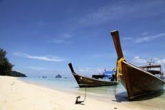 Spiagge del mare delle Andamane Immagine Stock Libera da Diritti