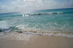 Spiagge del Messico fotografia stock