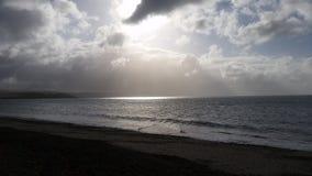 Spiagge del paese occidentale Fotografia Stock