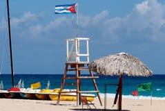 Spiagge di Cuba fotografia stock